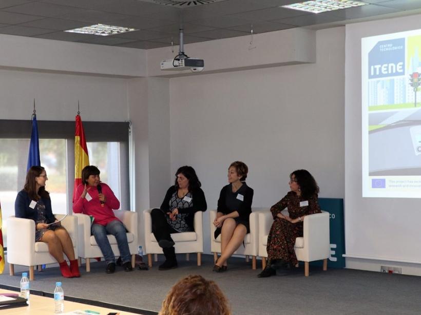 TInnGO breakfast meeting at ITENE in Valencia