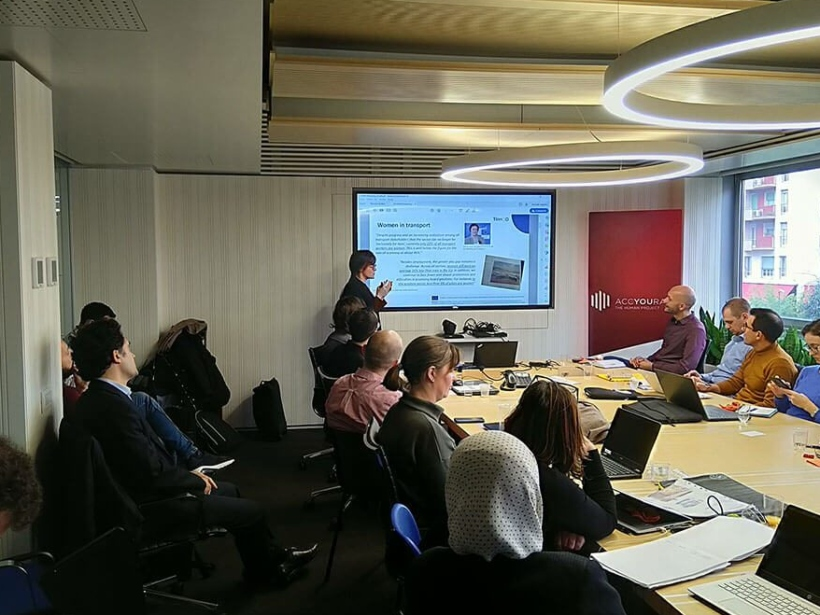 DIAMOND project meeting in Milan