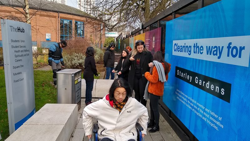 TInnGO's UK Hub empathy module for Coventry University students