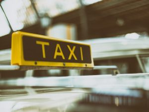 taxi rides for different user groups