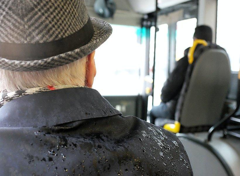 reduced public transport fares for elderly