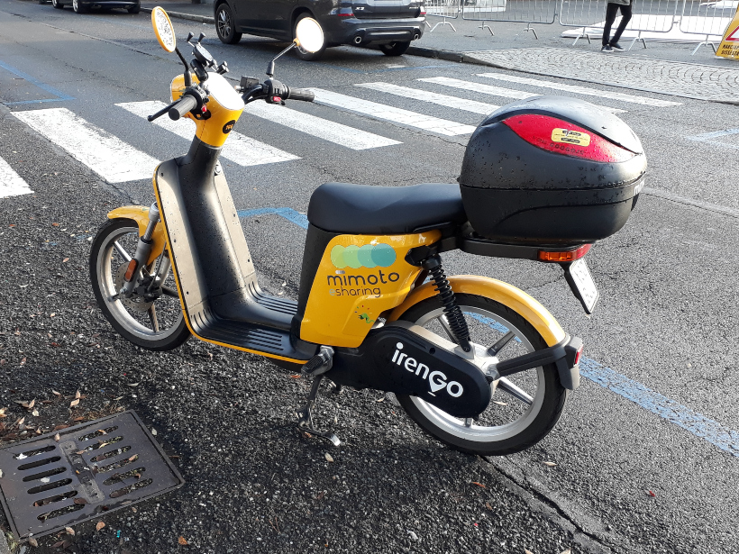 ScooterSharing
