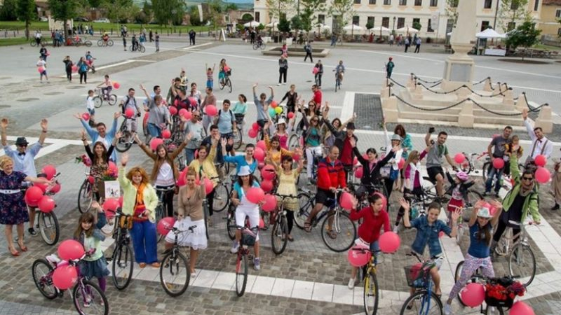 Covid-19 changes the way we move in Alba Iulia