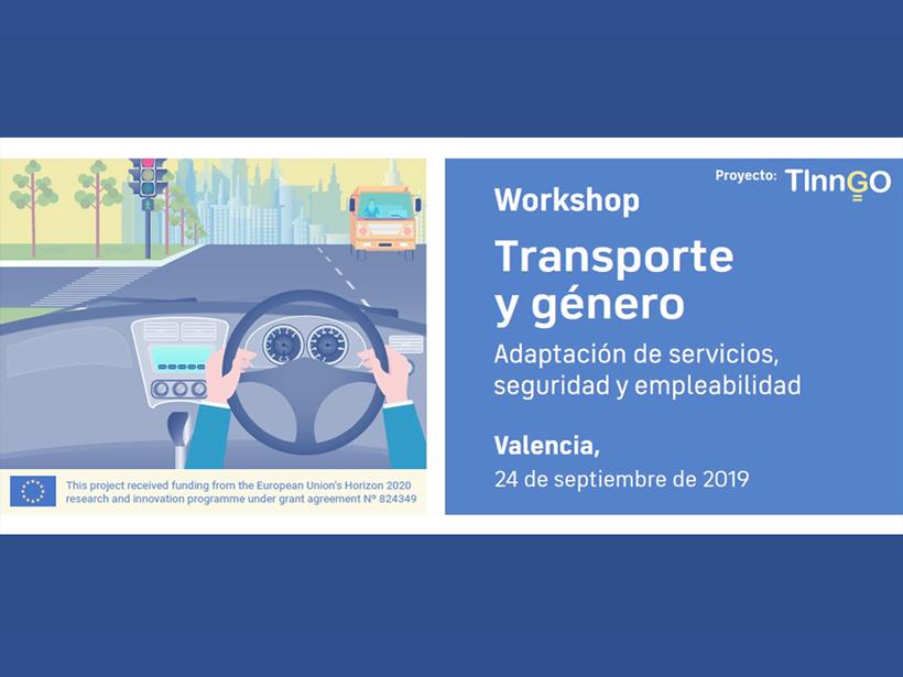 TInnGO workshop gender and transport
