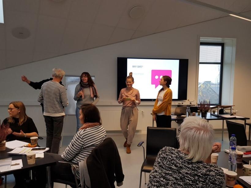 Scandinavian Hub workshop