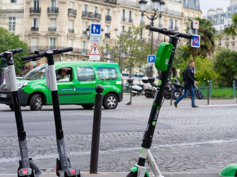 Mobility in Paris in times of COVID19
