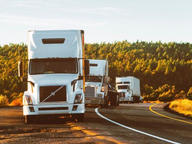 Women as truck drivers