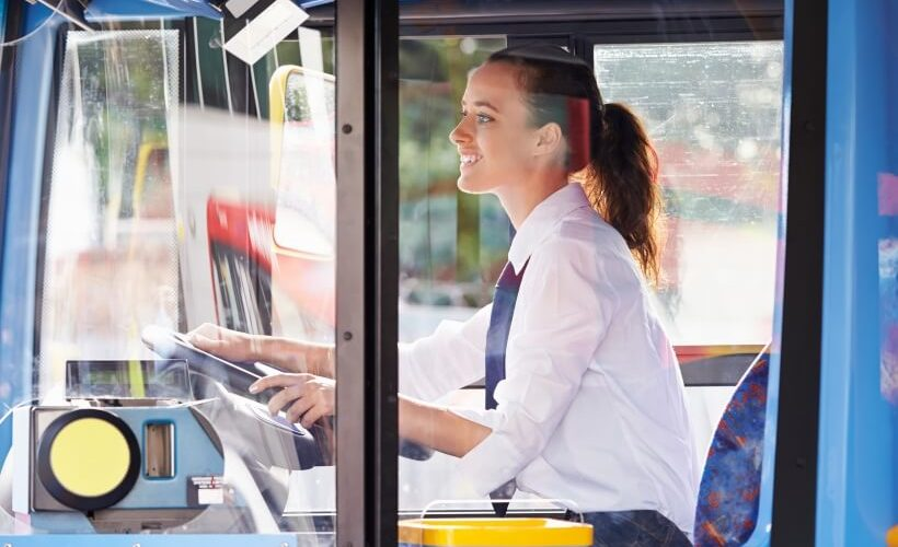 campaign on women in transport