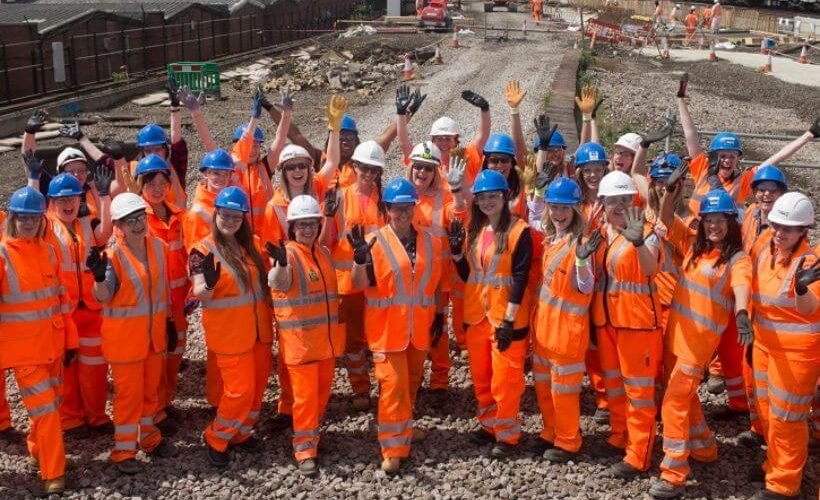 female-railworkers