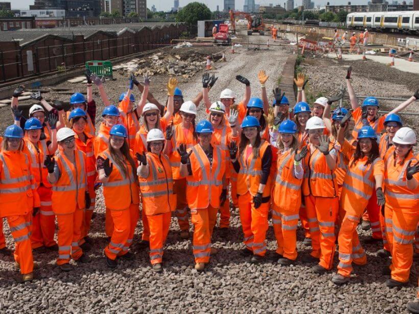 female-railworkers