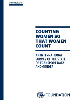 Counting women so that women count