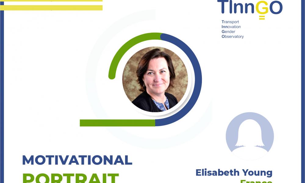 Motivational portrait Elisabeth